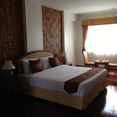 Отель Suwan Driving Range and Resort комната для гостей фото 5