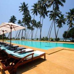Отель Oak Ray Haridra Beach Resort бассейн