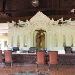 Отель Villa Thongbura интерьер отеля