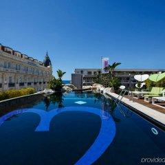Hotel 3.14 бассейн