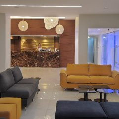 Nelia Beach Hotel интерьер отеля фото 3