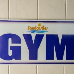 Отель Sandcastles Beach Resort удобства в номере фото 2