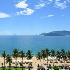 Отель Novotel Nha Trang пляж фото 2