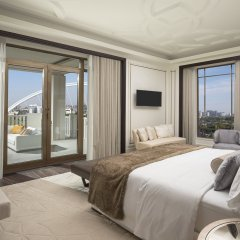 Гостиница The St. Regis Astana Казахстан, Нур-Султан - 1 отзыв об отеле, цены и фото номеров - забронировать гостиницу The St. Regis Astana онлайн комната для гостей фото 2