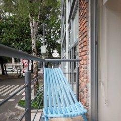 Апартаменты Brand New Studio in Perfect Location! Мехико балкон