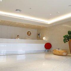 Отель JI Hotel Xiamen Airport Chenggong Avenue Китай, Сямынь - отзывы, цены и фото номеров - забронировать отель JI Hotel Xiamen Airport Chenggong Avenue онлайн интерьер отеля