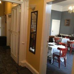 Отель 16 Pilrig Guest House Великобритания, Эдинбург - отзывы, цены и фото номеров - забронировать отель 16 Pilrig Guest House онлайн интерьер отеля фото 3