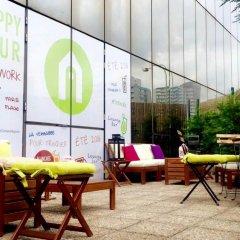 Отель Campanile Paris Est - Porte de Bagnolet Франция, Баньоле - 9 отзывов об отеле, цены и фото номеров - забронировать отель Campanile Paris Est - Porte de Bagnolet онлайн питание фото 3