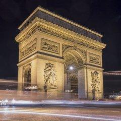 Hotel Vernet - Paris Champs Elysées фото 25