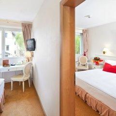 Отель Hôtel des Horlogers Швейцария, План-лез-Уат - 1 отзыв об отеле, цены и фото номеров - забронировать отель Hôtel des Horlogers онлайн комната для гостей фото 5