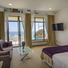 Отель Panorama De Luxe Одесса комната для гостей фото 3