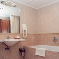 Гостиница Олимп ванная фото 2