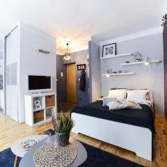 Апартаменты Downtown Colour Studio комната для гостей фото 3