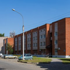 Гостиница Роза Ветров парковка