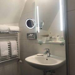 Отель De Gulden Waagen Нидерланды, Неймеген - отзывы, цены и фото номеров - забронировать отель De Gulden Waagen онлайн ванная