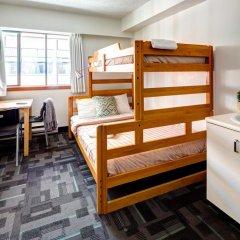Отель HI Vancouver Downtown Канада, Ванкувер - отзывы, цены и фото номеров - забронировать отель HI Vancouver Downtown онлайн комната для гостей фото 2