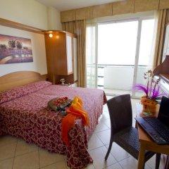 Hotel Palm Beach Римини комната для гостей фото 3