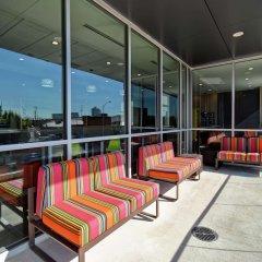Отель Home2 Suites by Hilton Columbus Downtown США, Колумбус - отзывы, цены и фото номеров - забронировать отель Home2 Suites by Hilton Columbus Downtown онлайн балкон