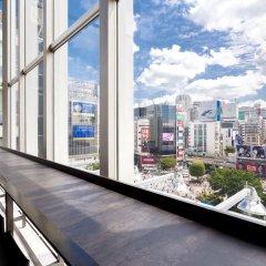 Shibuya Excel Hotel Tokyu Токио комната для гостей фото 2