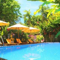Отель An Bang Gold Coast Villa бассейн фото 3