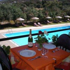 Отель Vallian Village Hotel Греция, Петалудес - отзывы, цены и фото номеров - забронировать отель Vallian Village Hotel онлайн питание