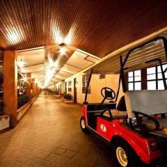 Отель Sabai Resort Pattaya фитнесс-зал