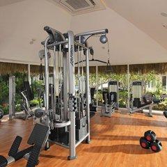 Отель Now Garden Punta Cana All Inclusive Доминикана, Пунта Кана - 1 отзыв об отеле, цены и фото номеров - забронировать отель Now Garden Punta Cana All Inclusive онлайн фитнесс-зал фото 3