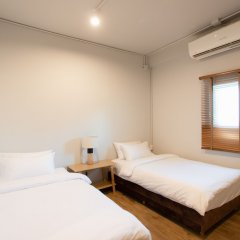 Grandpa's Hostel Bangkok Бангкок комната для гостей фото 3