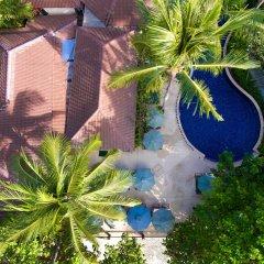 Отель Baan Chaweng Beach Resort & Spa Таиланд, Самуи - 13 отзывов об отеле, цены и фото номеров - забронировать отель Baan Chaweng Beach Resort & Spa онлайн фитнесс-зал