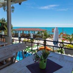 Отель Fantasy Beach балкон