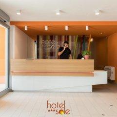 Hotel Sole интерьер отеля фото 2