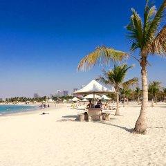Отель Dubai City Accommodation пляж