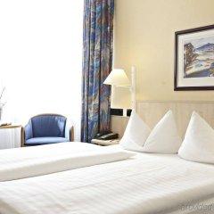 Отель IntercityHotel Rostock комната для гостей