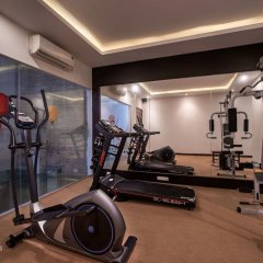 Отель The Hanoian Hotel Вьетнам, Ханой - отзывы, цены и фото номеров - забронировать отель The Hanoian Hotel онлайн фитнесс-зал фото 2