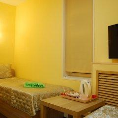 Отель Меблированные комнаты Tikhy Dvorik Нижний Новгород комната для гостей фото 4