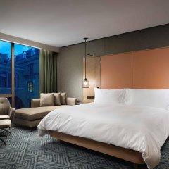 Отель Hilton London Bankside Лондон комната для гостей фото 5