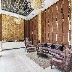 Отель Interlux Premier Sukumvit 13 By Favstay интерьер отеля