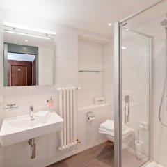Отель Bristol Швейцария, Церматт - 1 отзыв об отеле, цены и фото номеров - забронировать отель Bristol онлайн ванная фото 2