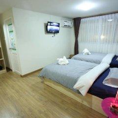 Отель Td Bangkok Бангкок комната для гостей