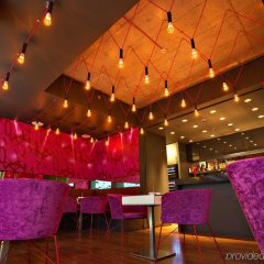 Bohem Art Hotel Будапешт гостиничный бар