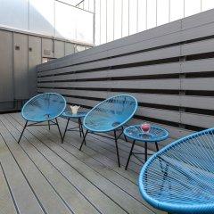 Апартаменты Luxury Frampton Apartment балкон