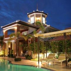 Отель Budsaba Resort & Spa с домашними животными