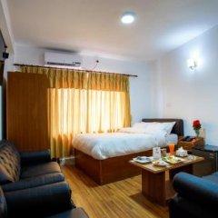 Отель Oyo 104 Hotel Baltic Inn Непал, Катманду - отзывы, цены и фото номеров - забронировать отель Oyo 104 Hotel Baltic Inn онлайн комната для гостей фото 5
