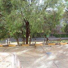 Отель Casa Real Zacatecas парковка