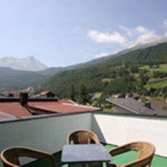 Отель GB Gondelblick Австрия, Хохгургль - отзывы, цены и фото номеров - забронировать отель GB Gondelblick онлайн балкон
