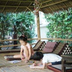 Отель Villa Phra Sumen Bangkok Таиланд, Бангкок - отзывы, цены и фото номеров - забронировать отель Villa Phra Sumen Bangkok онлайн фитнесс-зал