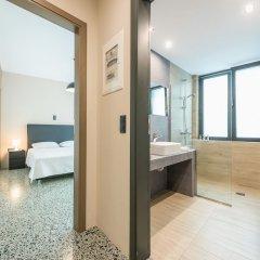 Отель Prime Team Apartments Греция, Афины - отзывы, цены и фото номеров - забронировать отель Prime Team Apartments онлайн ванная