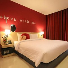 Sleep With Me Hotel design hotel @ patong 4* Стандартный номер фото 9
