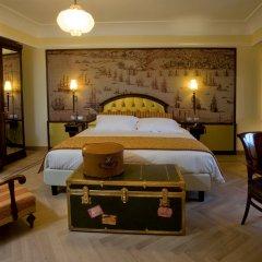 Отель Grand Hotel Savoia Италия, Генуя - 3 отзыва об отеле, цены и фото номеров - забронировать отель Grand Hotel Savoia онлайн комната для гостей фото 2