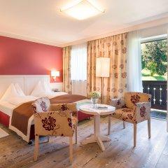 Отель Romantikhotel Die Gersberg Alm Австрия, Зальцбург - отзывы, цены и фото номеров - забронировать отель Romantikhotel Die Gersberg Alm онлайн комната для гостей фото 2